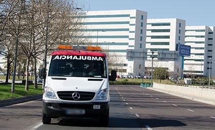 Ambulancias de soporte vital básico en Valencia, Castellón y Alicante