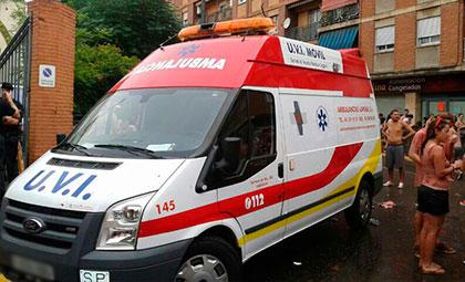 Ambulancias para eventos culturales en Valencia, Castellón y Alicante