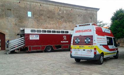 Ambulancias para eventos taurinos en Valencia, Castellón y Alicante