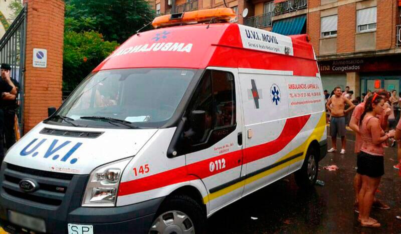 Traslados para eventos culturales con ambulancias en Valencia, Castellón y Alicante