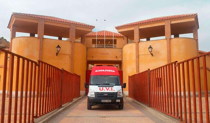 Transporte Sanitario para Eventos Taurinos en Valencia, Castellón y Alicante