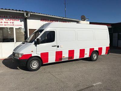 Enfermerías móviles en Valencia, Alicante y Castellón
