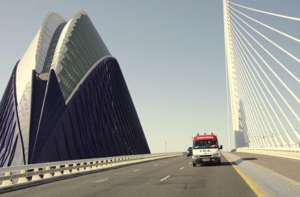 Traslados en Ambulancia en Valencia, Castellón y Alicante