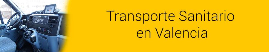 Transporte Sanitario en Valencia - Asistido y no Asistido