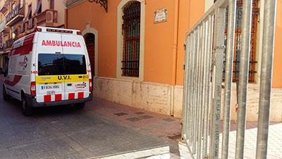 Ambulancias para eventos culturales en Valencia