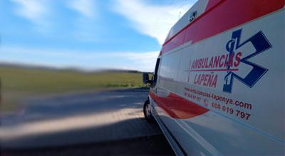 Ambulancias de transporte no asistido en Valencia