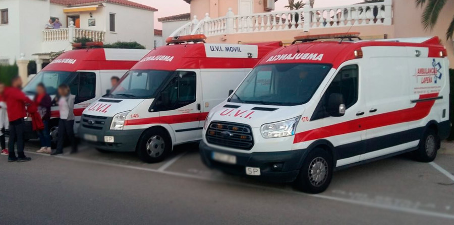 Ambulancias en Alicante
