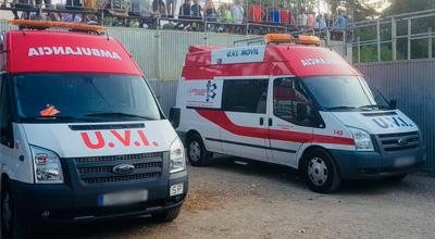 Ambulancias para soporte vital avanzado en Valencia