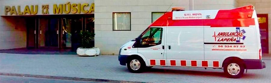 Nuestros servicios de cobertura médica en Valencia