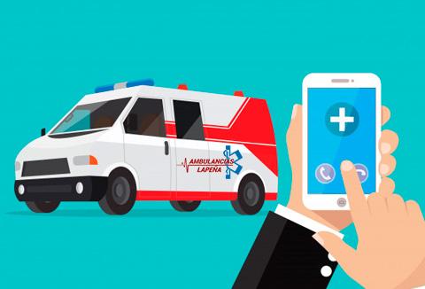 Teléfono Ambulancias Castellón, Alicante y Valencia
