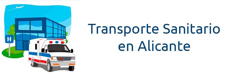 Transporte Sanitario en Alicante
