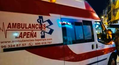 Ambulancias privadas en Alicante