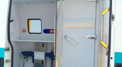 Vehículos para reconocimientos médicos en Castellón