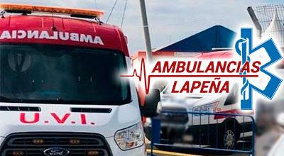 Ambulancia UVI Valencia