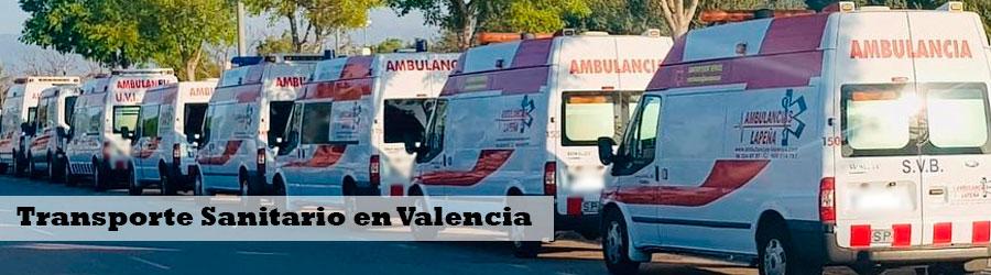 Ambulancias Lapeña – Transporte Sanitario en Valencia