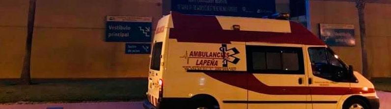 Ambulancias Lapeña en Alicante