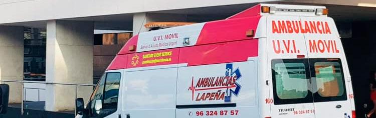 Ambulancias Servicios Internacionales