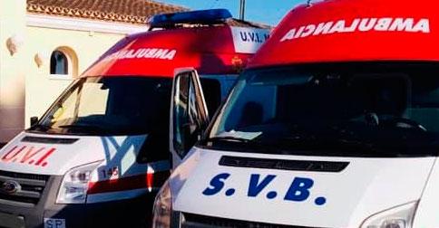 Empresa de Ambulancias en Alicante