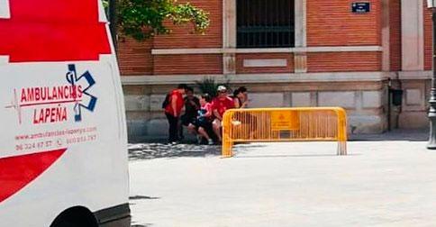 Atención sanitaria en Castellón
