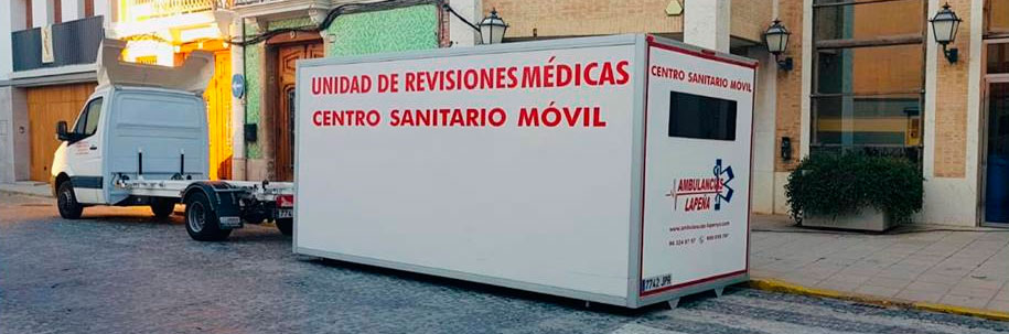 Enfermerías Móviles Alicante