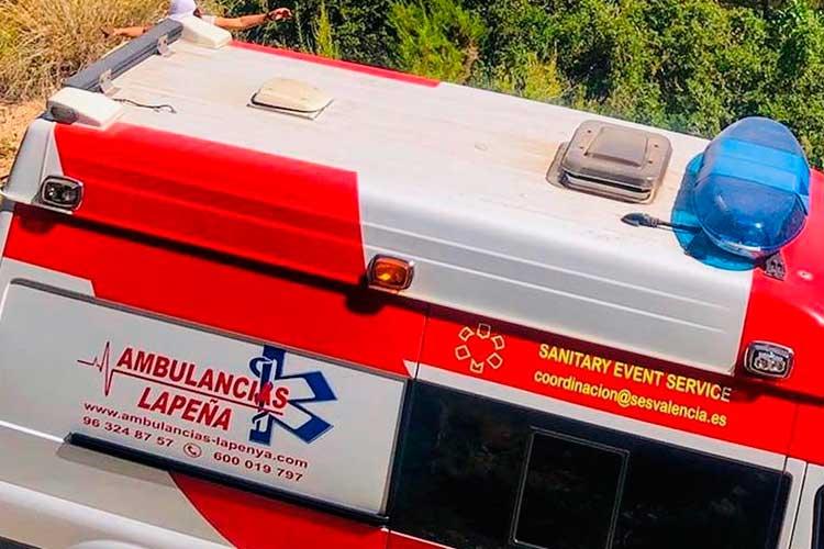 Les explicamos como contactar rápidamente con un servicio de ambulancias