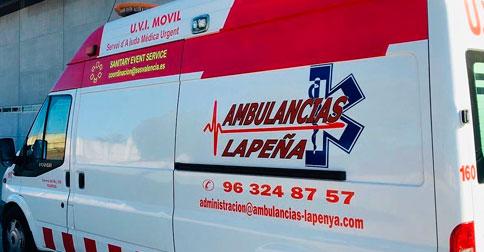 Enfermerías móviles Valencia