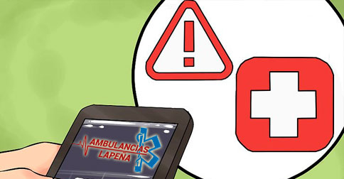 Teléfono de ambulancias