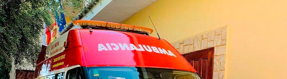 Ambulancias Privadas en Valencia