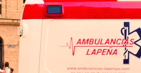 Ambulancias Privadas Valencia