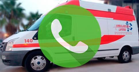 Teléfono Ambulancias Alicante