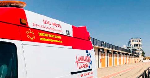 Transporte Sanitario Valencia