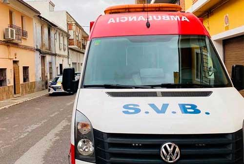 Telefonos Ambulancias Alicante