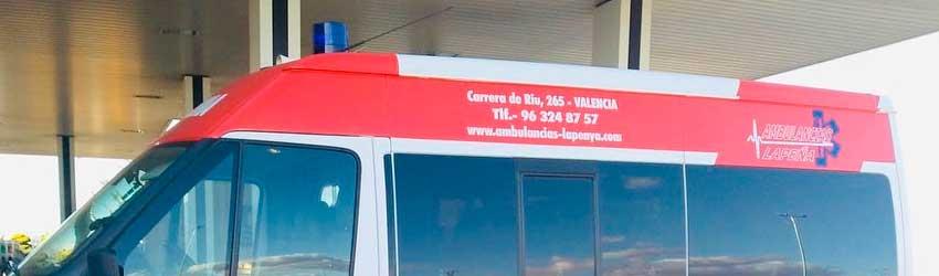 Telefono de Ambulancias en Alicante