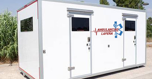 Vehiculos para reconocimientos medicos en Alicante