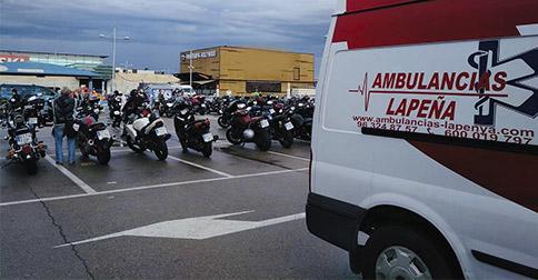 Empresa de Ambulancias en Valencia