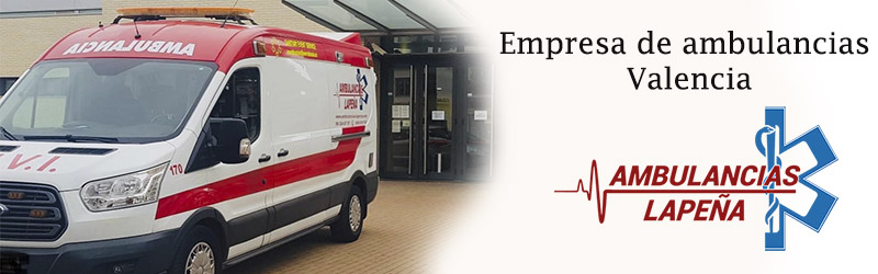 Empresa de ambulancias valencia