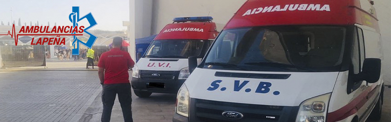 Servicio de ambulancias Alicante