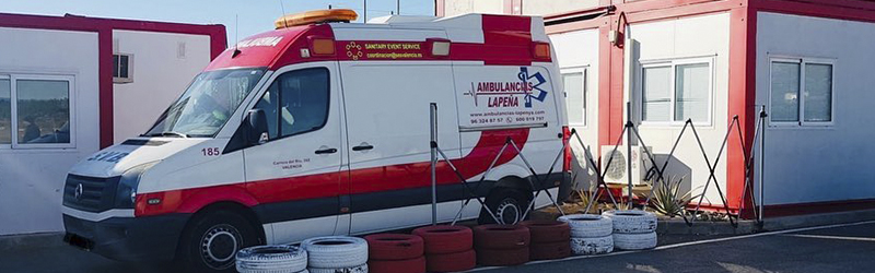Ambulancias privadas Castellón