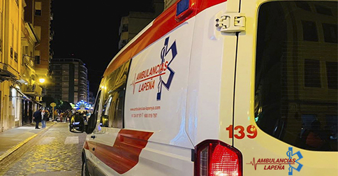 Ambulancias privadas en Castellón