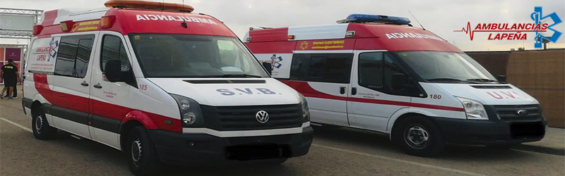 Transporte sanitario Castellón
