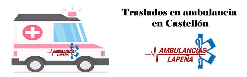 Traslados en ambulancia Castellón