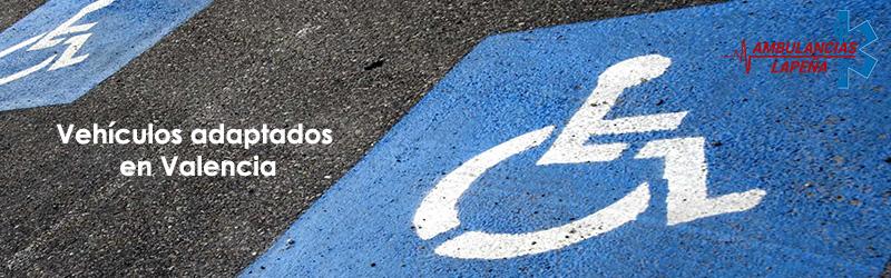 Vehículos adaptados Valencia