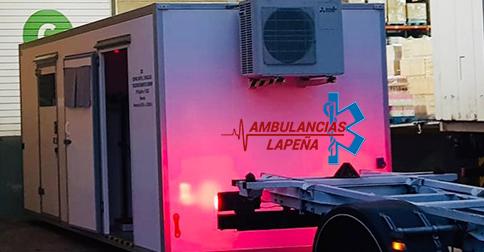 Alquiler de clínicas móviles en Castellón