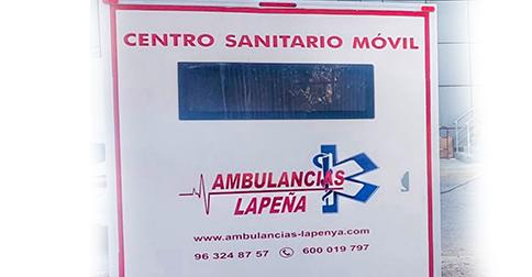 Clínicas móviles en Valencia