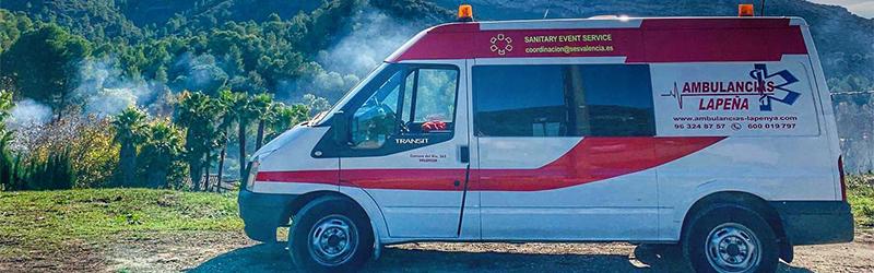 Servicios sanitarios Valencia