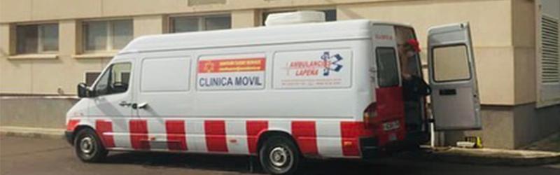 Alquiler de clínicas móviles Valencia