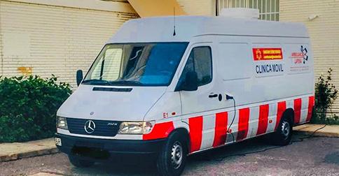 Alquiler de clínicas móviles en Valencia