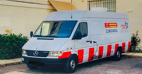 Clínicas móviles en Castellón