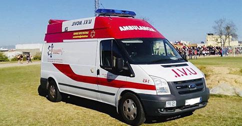 Contratación de ambulancias en Valencia