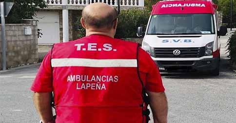 Teléfono ambulancias en Castellón